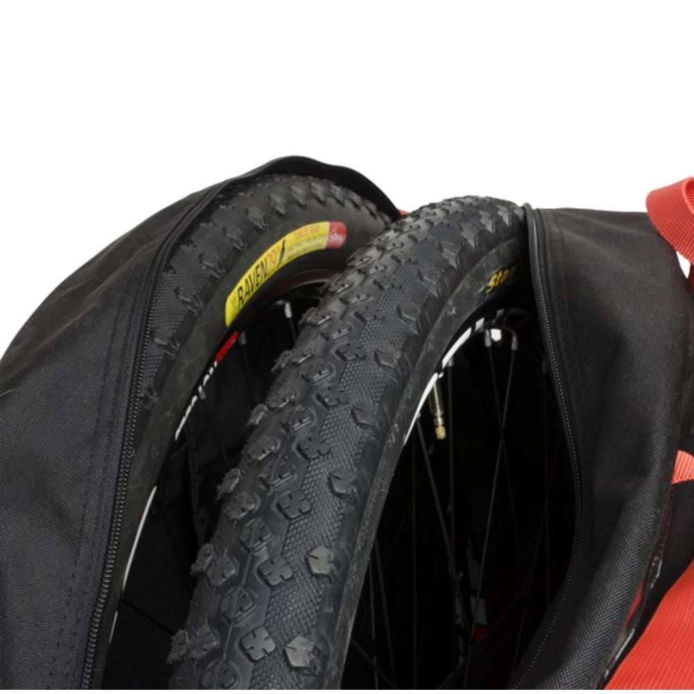 Housse double pour roues gyro for Housse pour roue